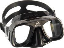masque superoccio cressi silicone noir