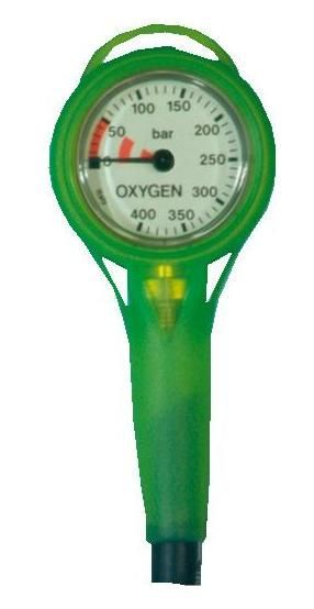 manomètre HP oxygene termodeep