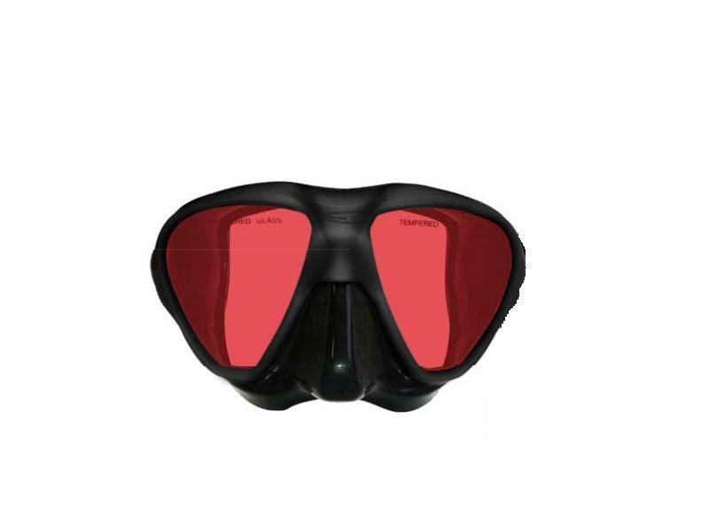 masque deep sub esclapez diving flash verres teintés epsealon team camo flash