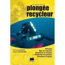 livre plongée recycleur turtle production