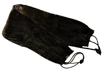 filet bouteille bloc de plongée noir