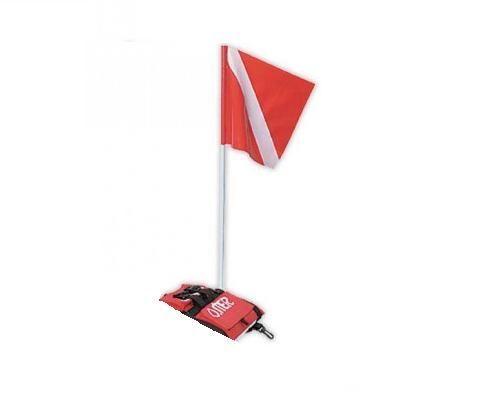 drapeau pour bouée atoll omer