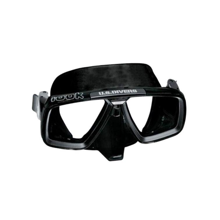 masque look noir aqualung ancienne génération masque corrigé à la vue
