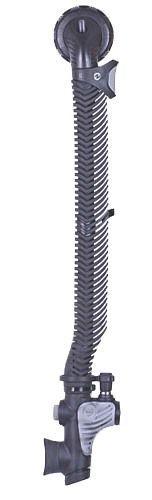 inflateur complet aqualung avec tuyau annelé compatible pro qd axiom black diamond