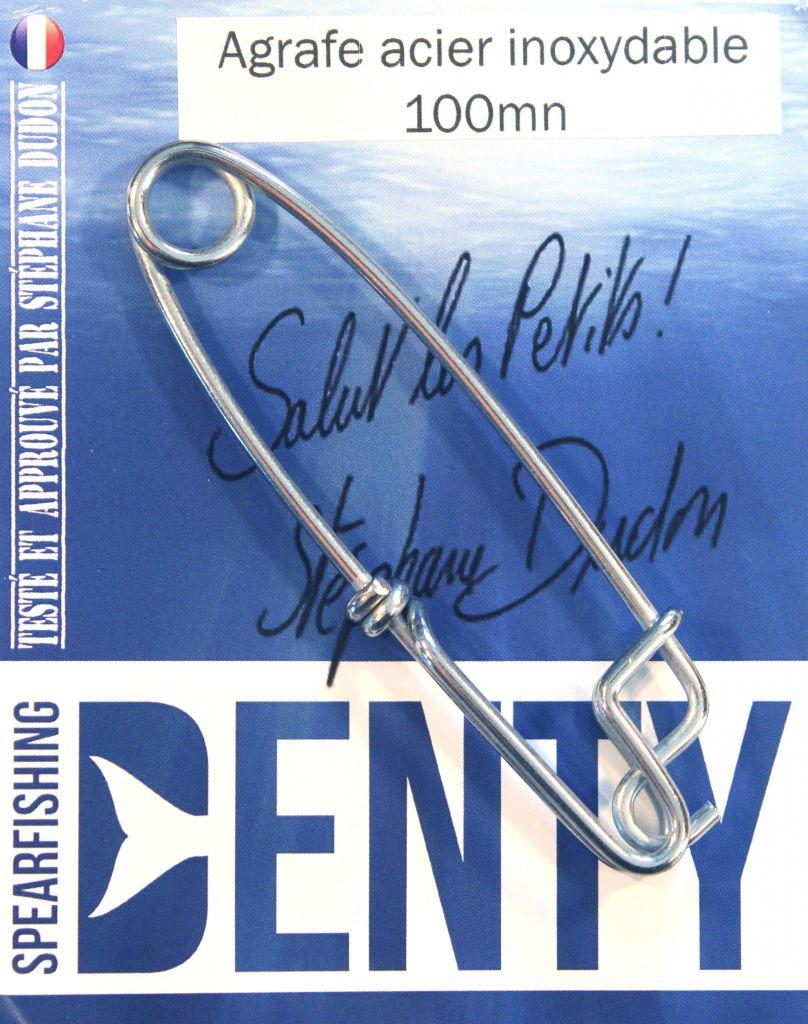 Agrafe Inox Denty Spearfishing