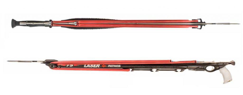 Arbalète Pathos Laser Carbone Roller