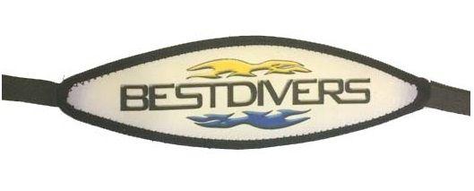 Bandeau Strap Neoprene Best Divers