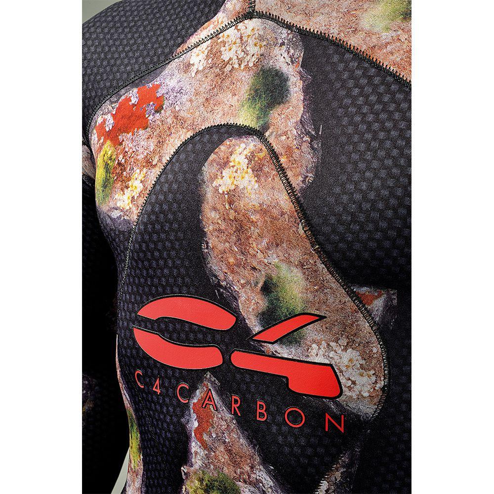 Combinaison C4 Carbon Rock Camo 5 mm