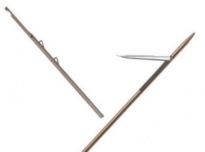 Flèche Epsealon Salvimar Ergots Wire 6.5 mm