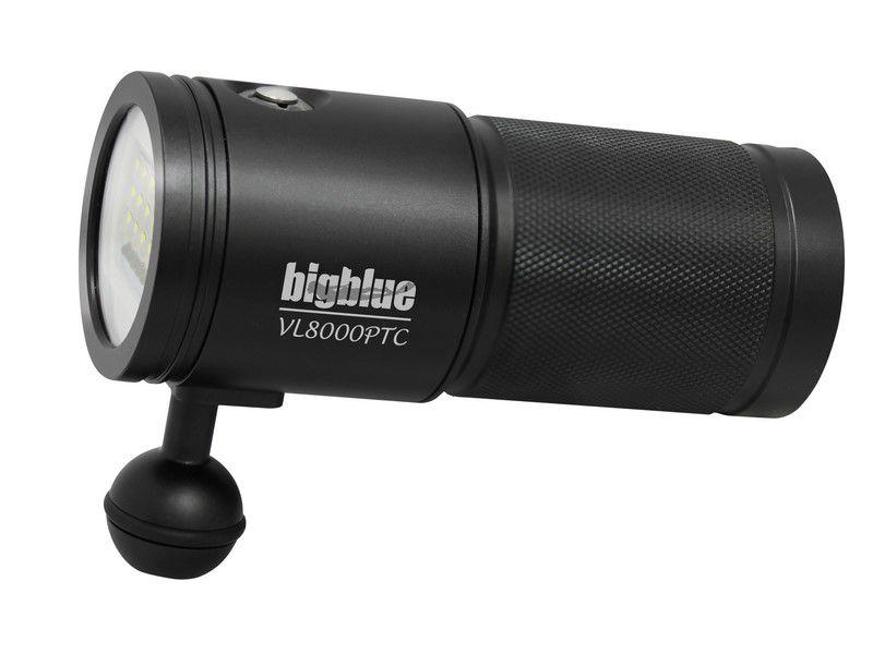 Lampe Big Blue VL8000P  Tri Color