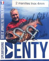 Manilles Denty Spearfishing