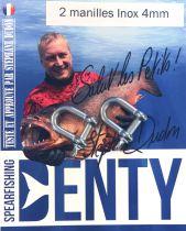 Manilles Denty Spearfishing
