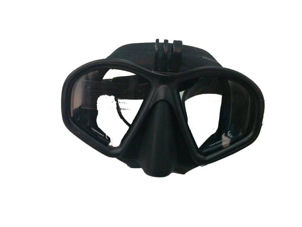 Masque Beuchat GP1 Avec Fixation Caméra Embarquée