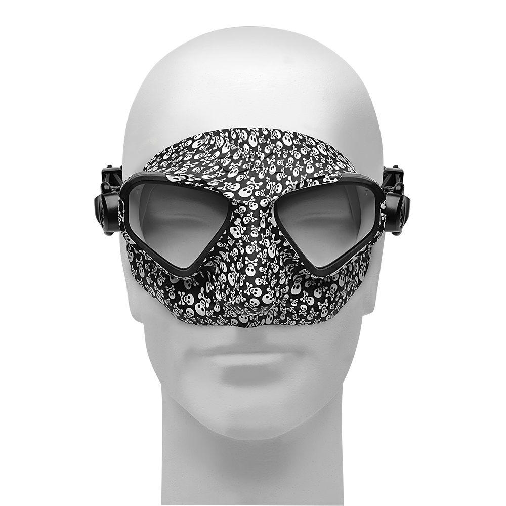 Masque C4 Carbon Falcon Pirate