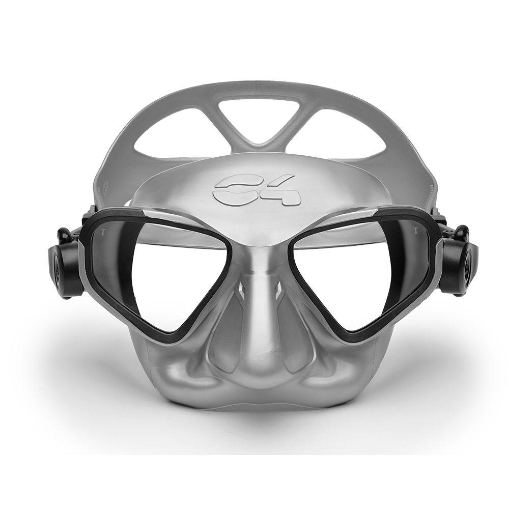 Masque C4 Carbon Falcon Silver