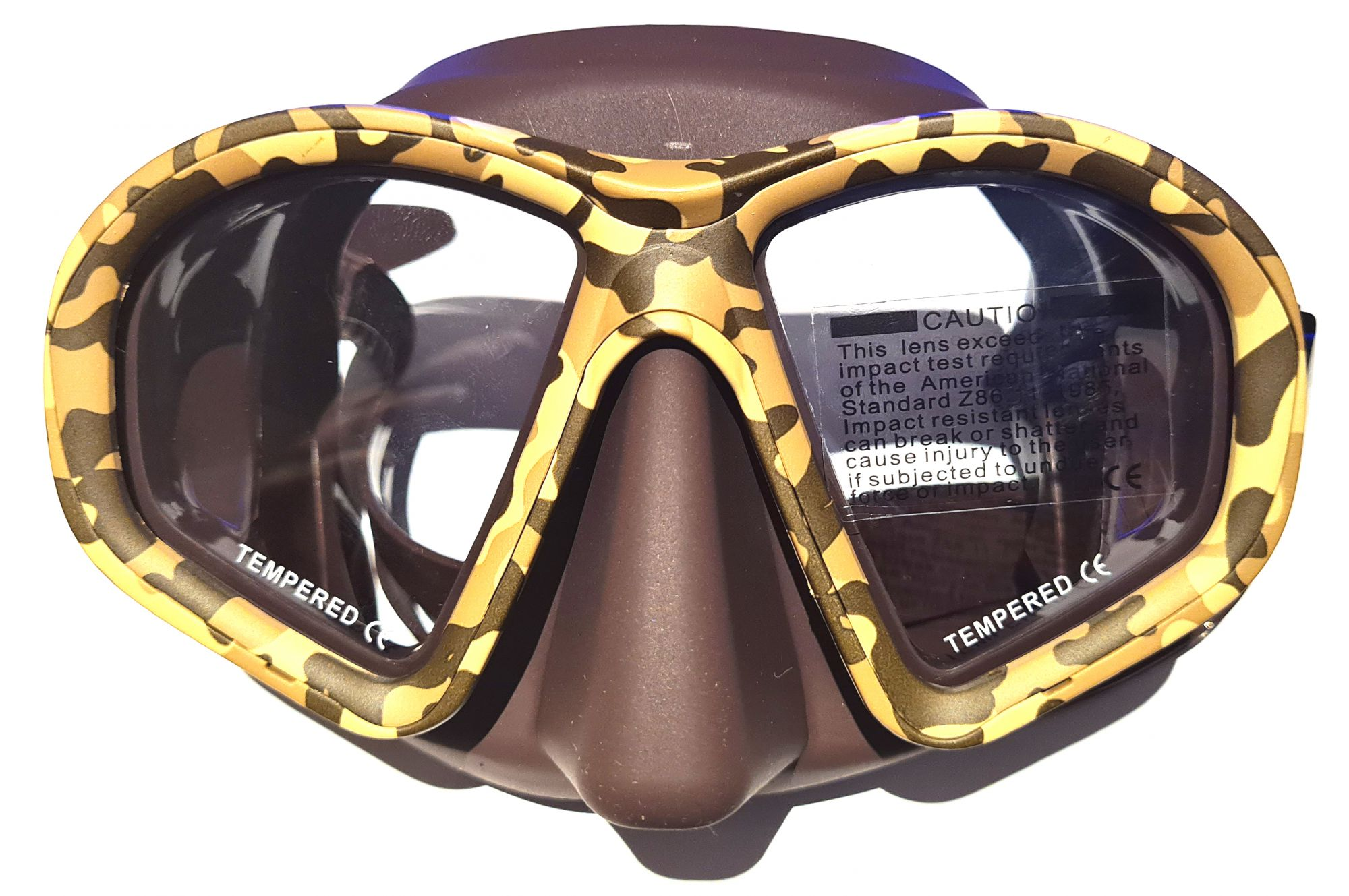 Masque Camouflage Denty Spearfishing