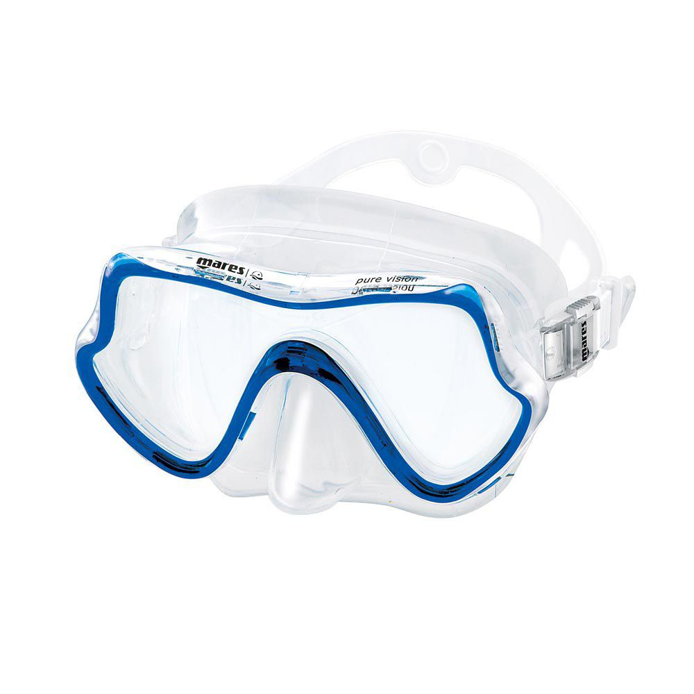 Masque Mares Pure Vision Monoverre Clear