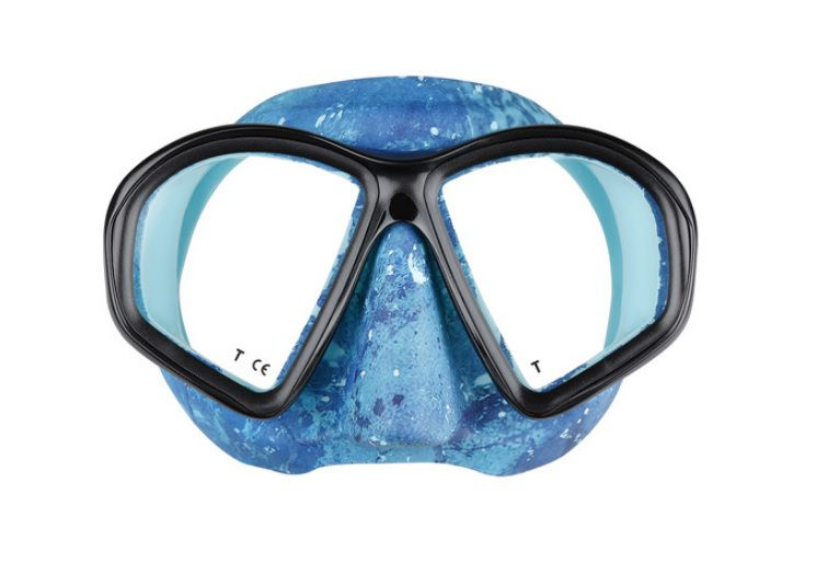 Masque Mares Sealhouette Camo