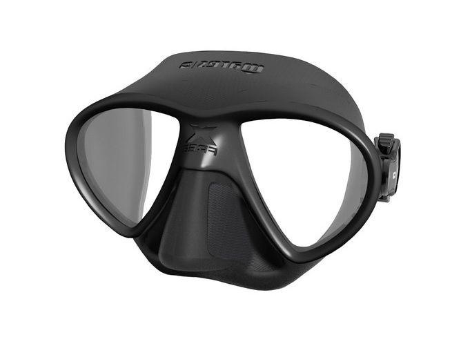Masque Mares X Free Noir