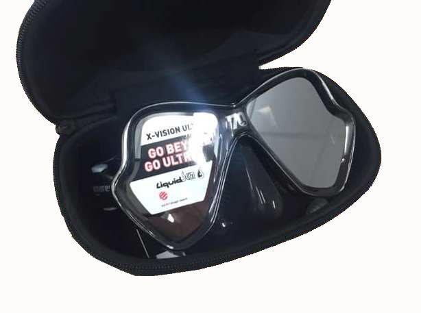 Masque Mares X Vision LS Edition Anniversaire70 ans