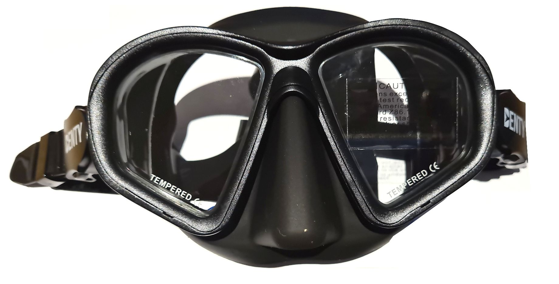 Masque Noir Denty Spearfishing