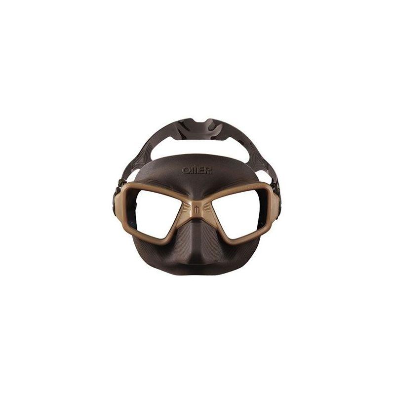 Masque Omer Zero 3 Marron