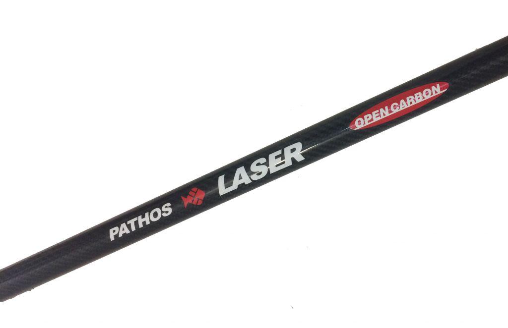 Tube Pathos Laser Carbone Sans Guidage Intégral